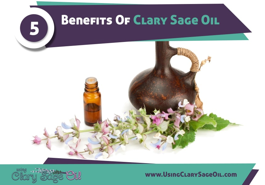 clary sage essential oil for the body