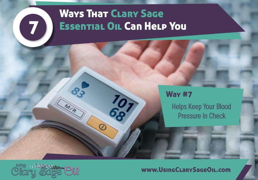 how to use clary sage essential oil